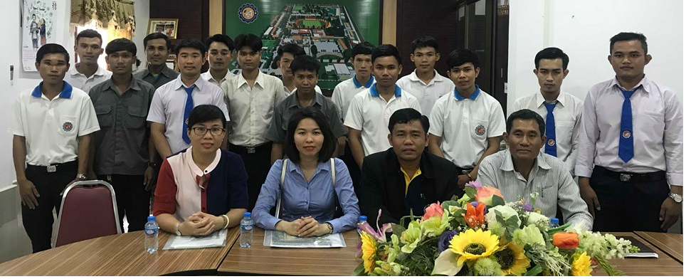 Quy Nhon College of Engineering and Technology – VietNam recruit  Lao students for school year 2019-2020 (Champasak, Attapeu, Sekong, Saravane)
